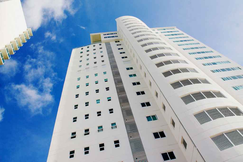 Condos and penthouses for sale in Cancun downtown
