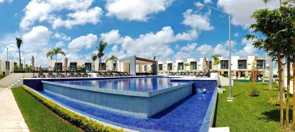 Affordable budget houses for sale in Cancun