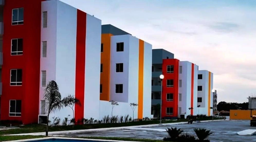 Недорогая квартира в тихом районе города Плайя дель Кармен