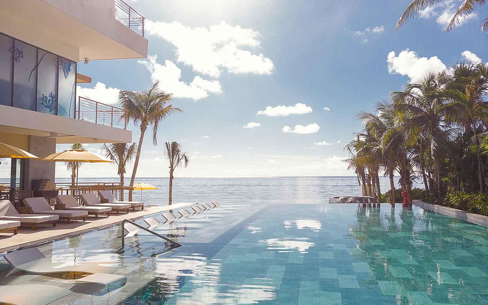 Аренда апартаментов в отеле на пляже в Пуэрто Морелос