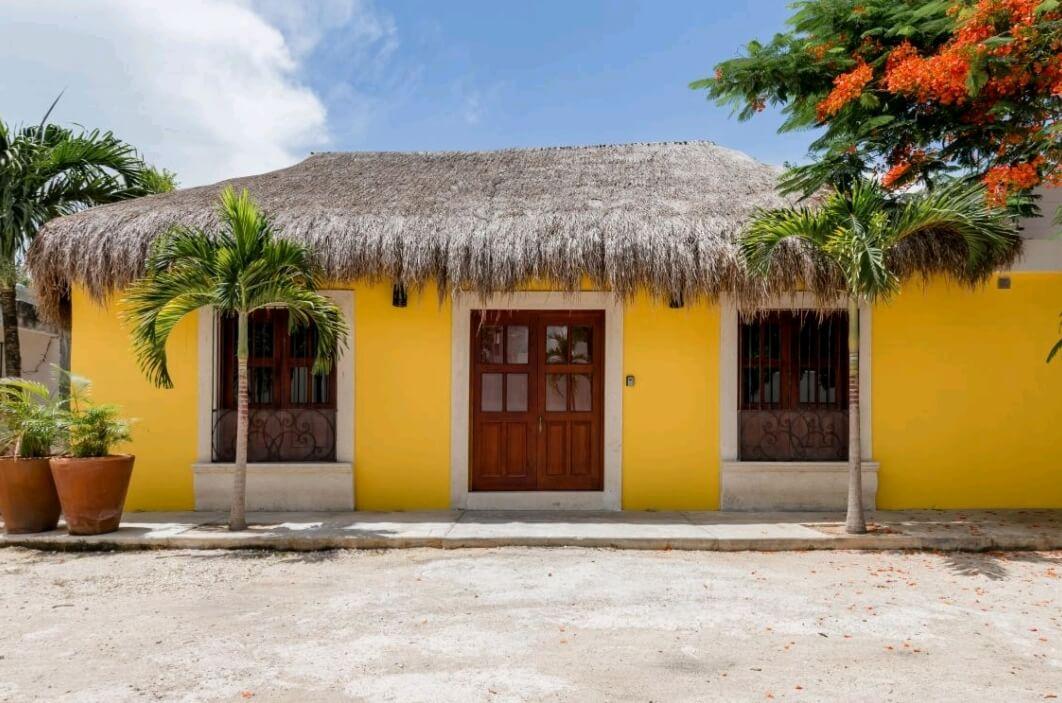 Cozy villa-loft for rent in Tulum.